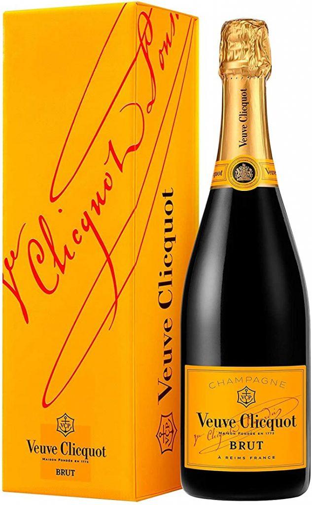 Champagne Veuve Clicquot