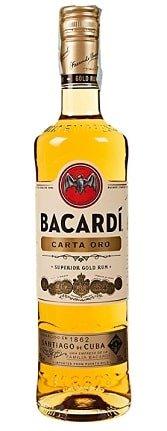 Bacardi Carta d'Oro