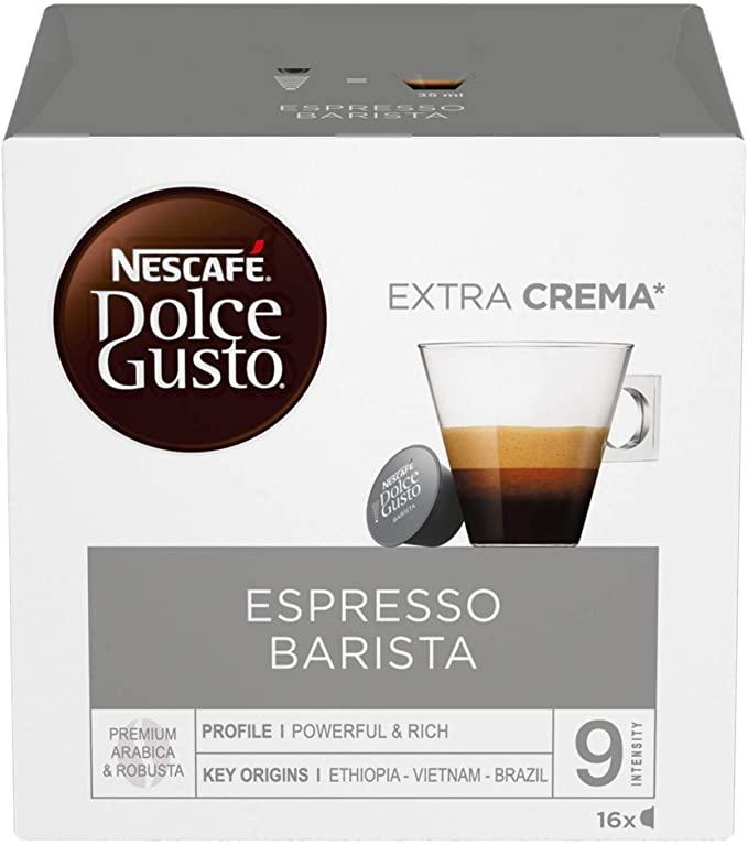 Caspule Nestacafè Dolce Gusto Espresso Barista
