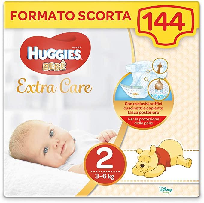 Huggies Extra Care Bebè