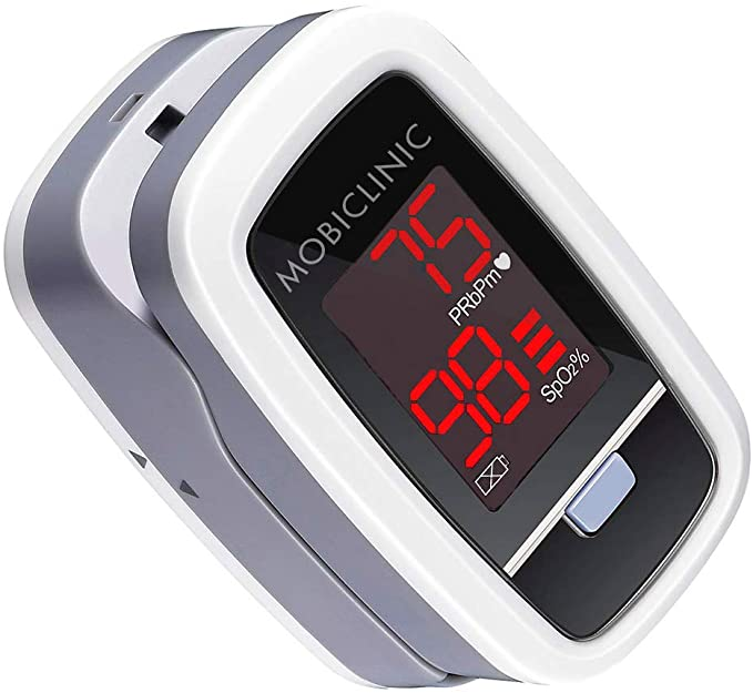 Pulsossimetro, Saturimetro Led