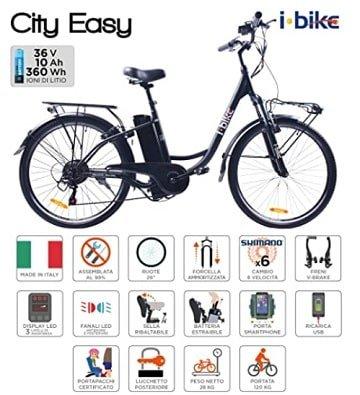 I-Bike, Mountain Mud Unisex