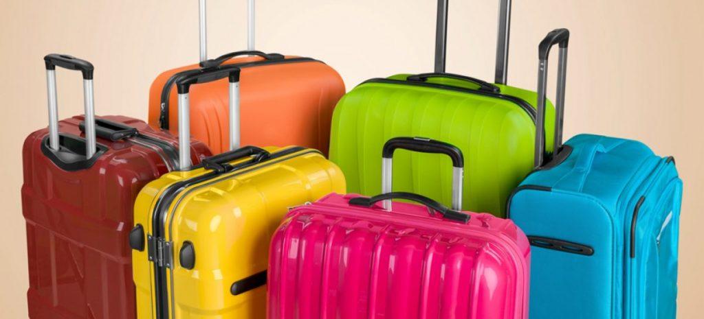 trolley bagaglio