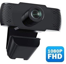 Usogood Webcam 1080P FHD PC