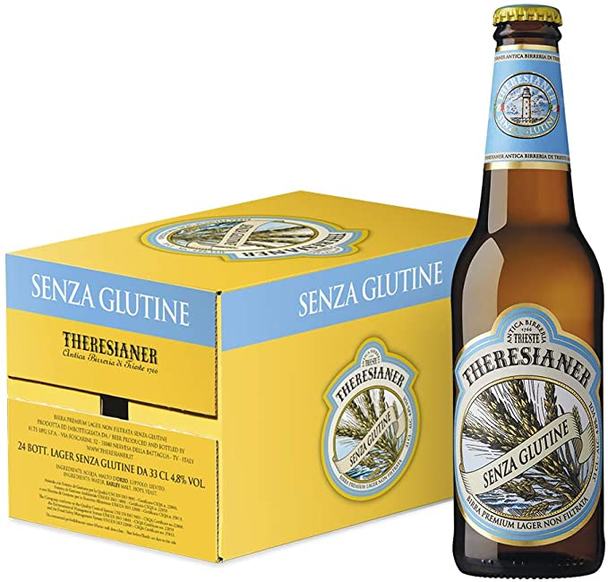 Birra Theresianer Senza Glutine