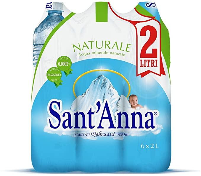 Sant'Anna Acqua Naturale