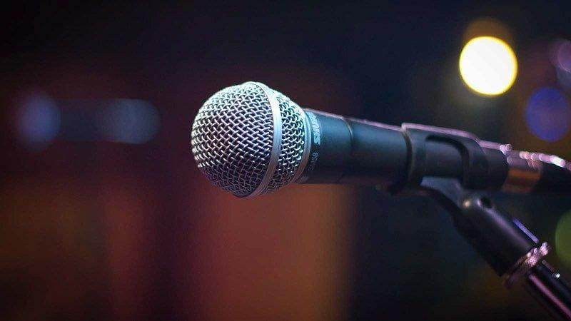 microfono interno