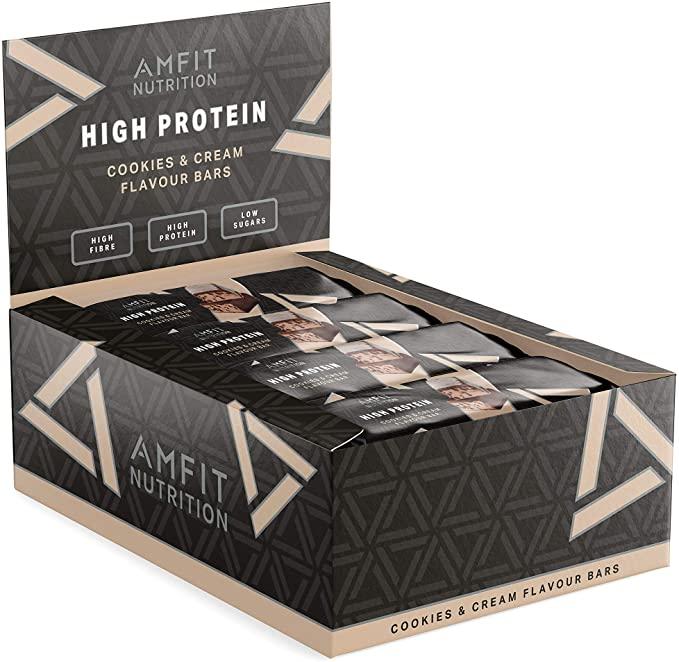 Amfit Nutrition Barrette Proteiche