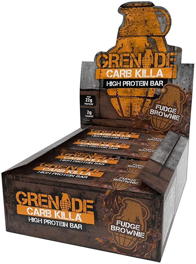 Grenade Barrette Proteiche