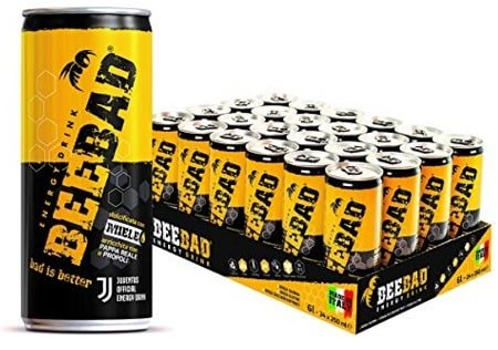 beebad Energy Drink Bevanda Energetica