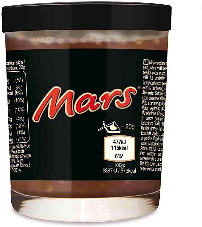 Crema di Mars