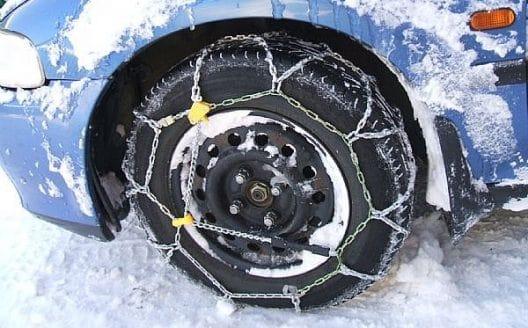 catene da neve auto