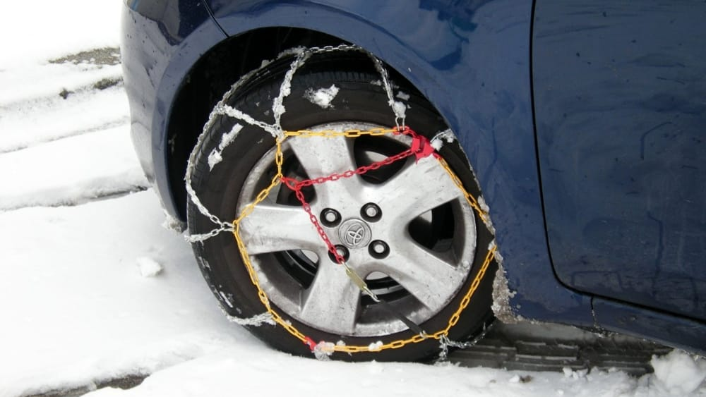 catene da neve automobile