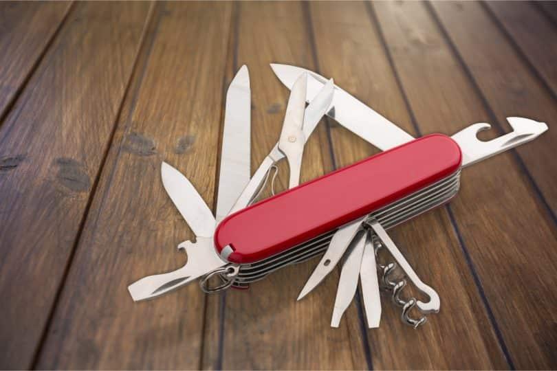 coltello multiuso
