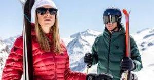 Qual è l'abbigliamento da sci più venduto?