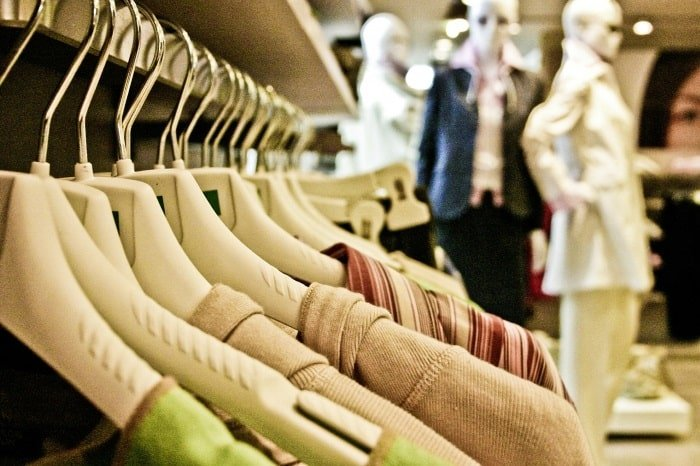 abbigliamento di lusso