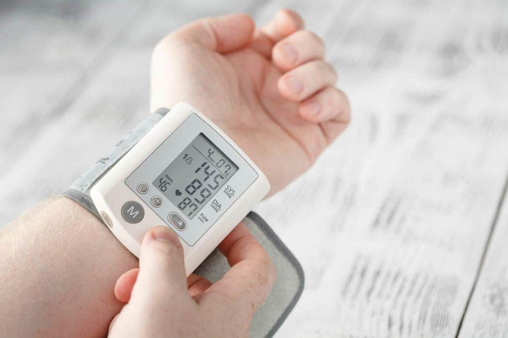 misuratore pressione domestico