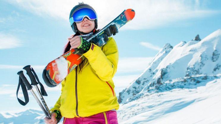 attrezzature di protezione snowboard